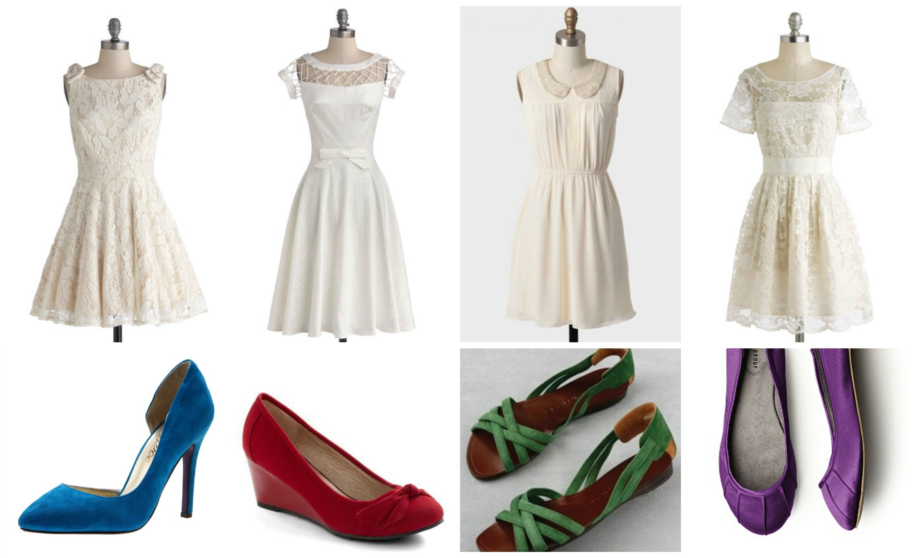 Girls wedding dress  Option  with Shoes  Colors for Alli and Allie  Wedding Girls