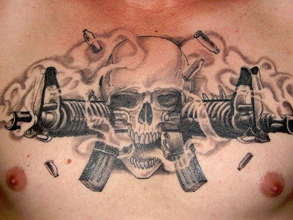 Ar tattoo
