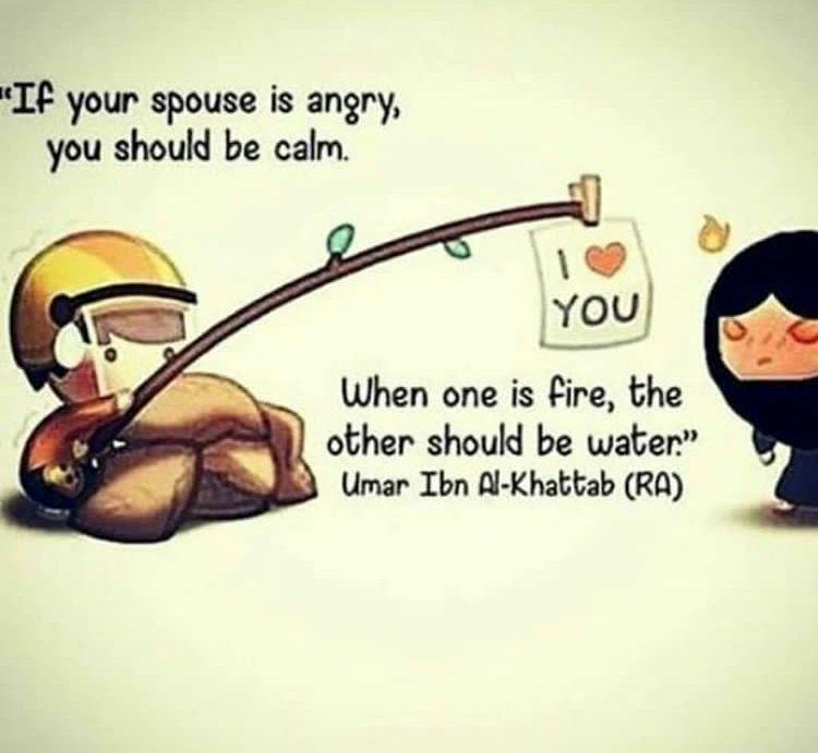 Calamity Islamic Wedding QuotesIslamic