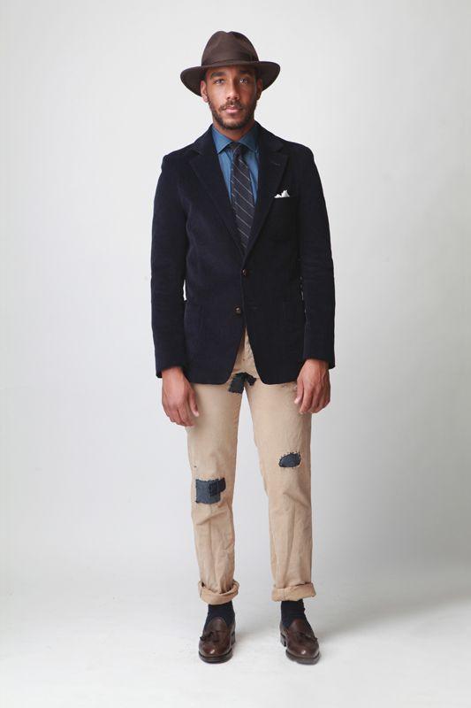 Ovadia Sons Fall 2012 Menswear Workwear Essentials Fashion