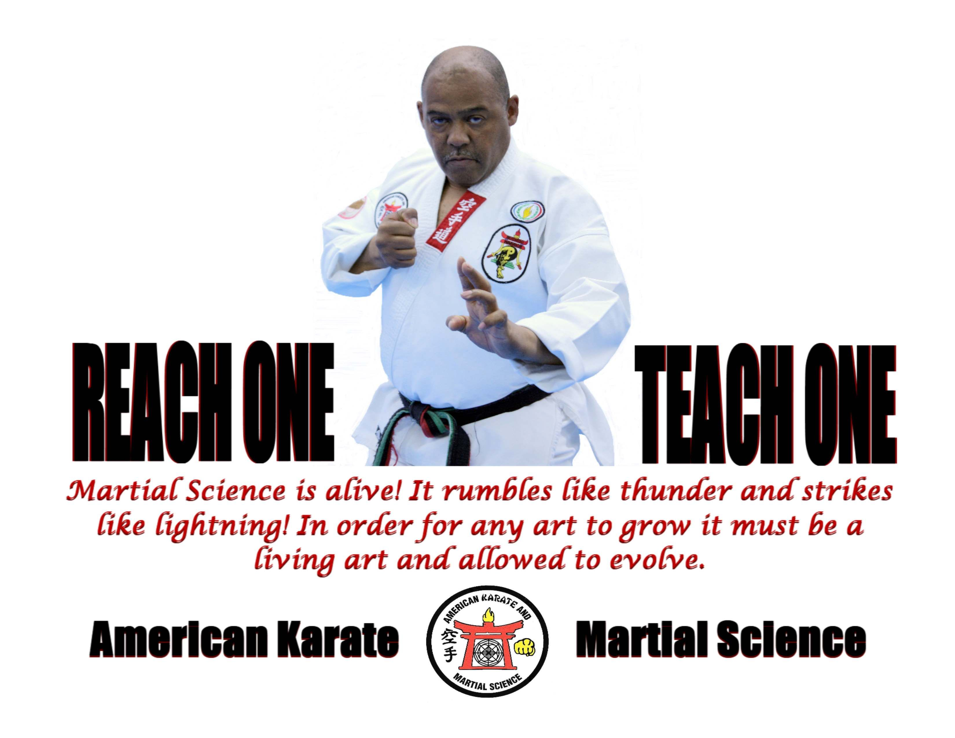 The Science of Martial Arts and Self-Defense.