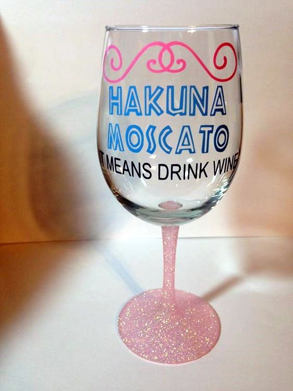 40 Glass Painting Ideas For Beginners: 40 Artistic Wine Glass Painting Ideas