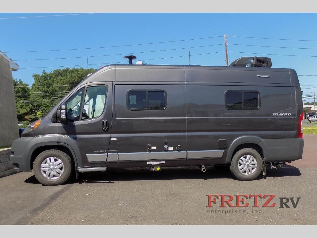 New 2019 Winnebago Travato 59g Motor Home Class B At Fretz Rv