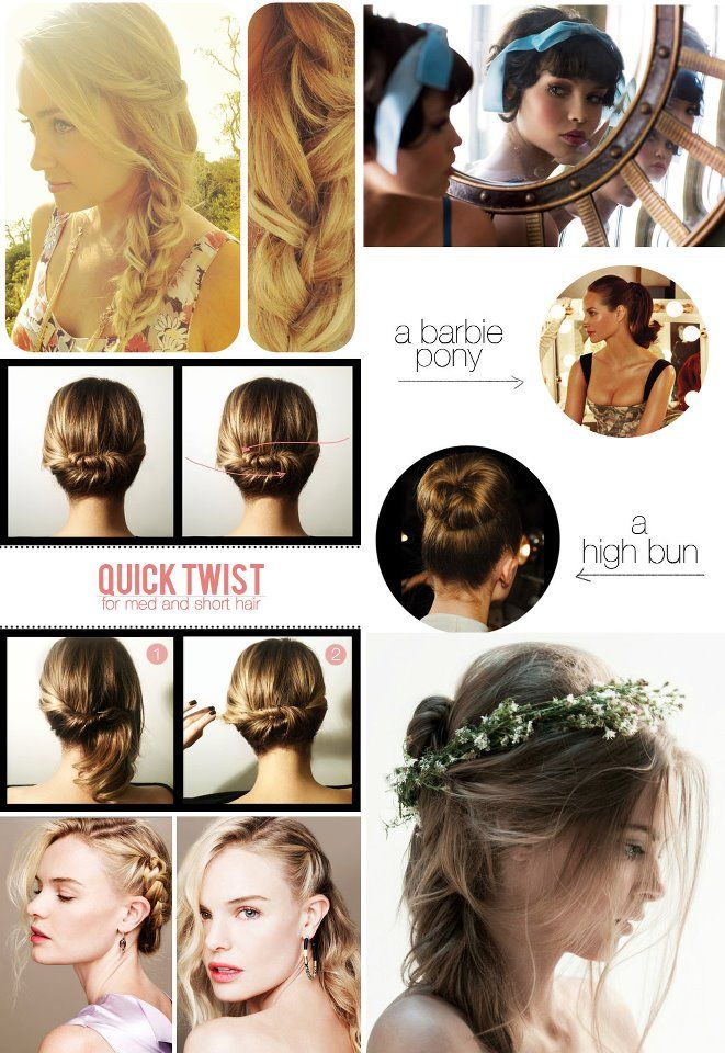 DIY #Bridal Hair Styles | Bridal Fashion Looks | Pinterest | Diy ...