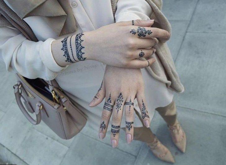 Henna Tattoo Edinburgh : Hennatattoo tattoo birdie cat paw print