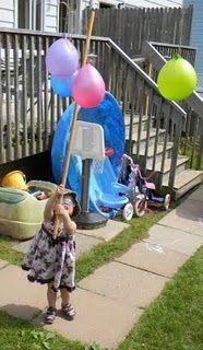 water balloon pinata | Holiday party decorations, Water