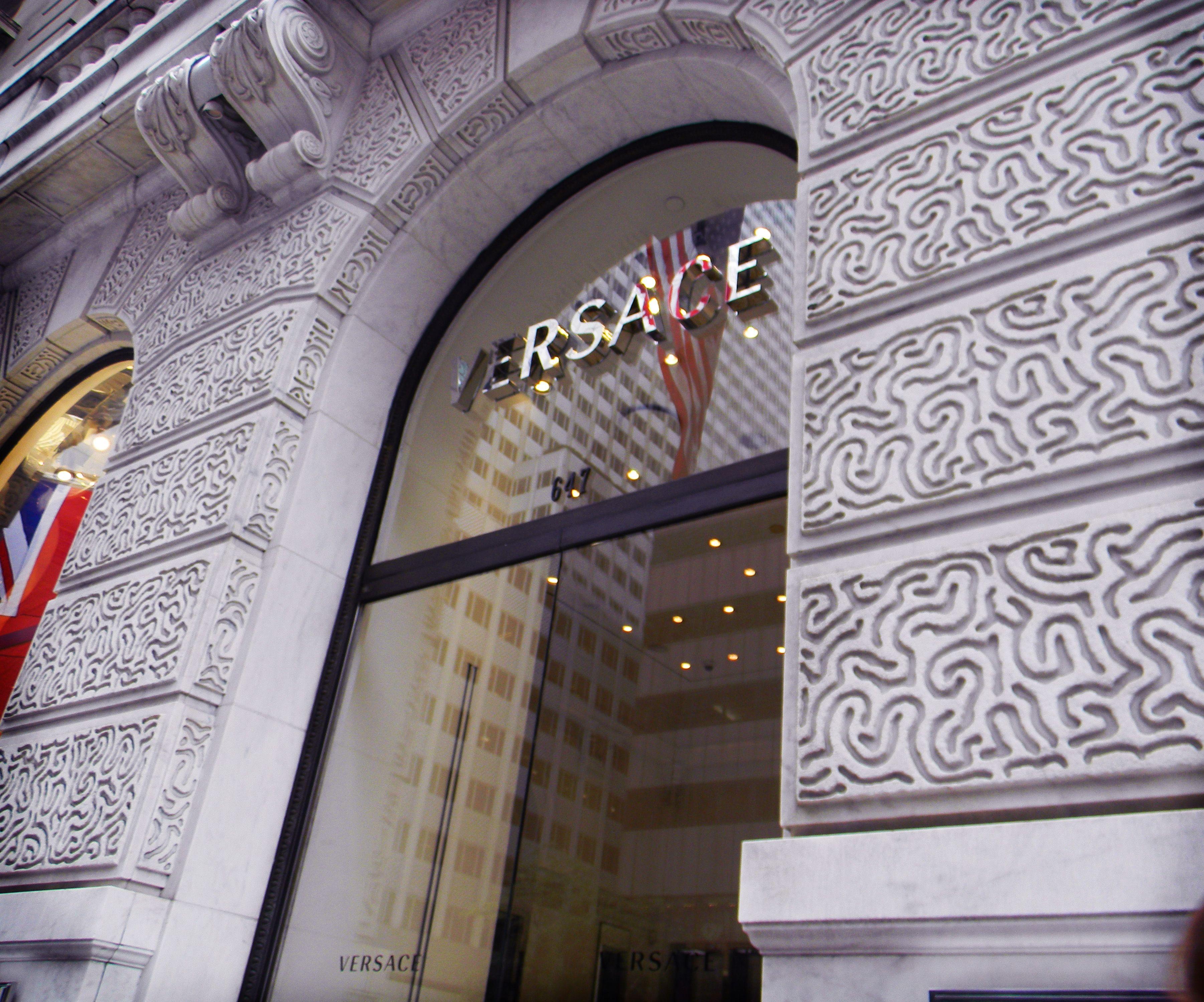 Versace, NYC