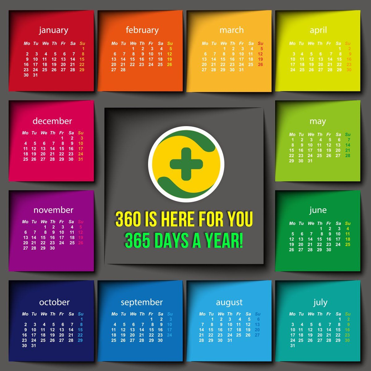 360 Total Security Protects Your Everyday Digital Life 365 Days A Year 360totalsecurity 365days Pic Twitter Com Md Calendar Software Apps Security Solutions