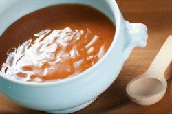 1 ingredient caramel sauce- made with sweet potatoes!   Serve with roasted meats or your favorite dessert.  AMAZING!