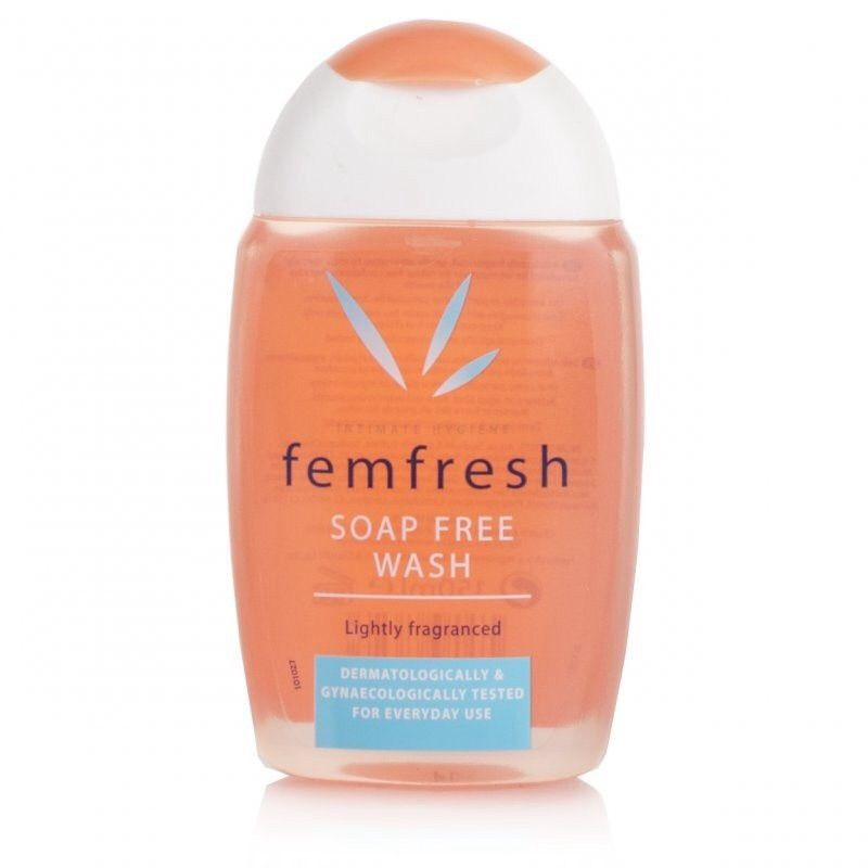 Femfresh Soap Free Wash Soap Wash Everyday Essentials Products