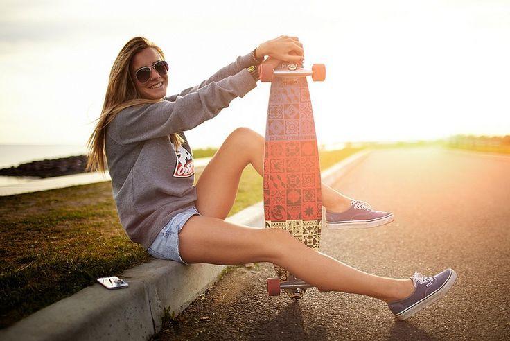 longboard girl wallpaper - Buscar con Google