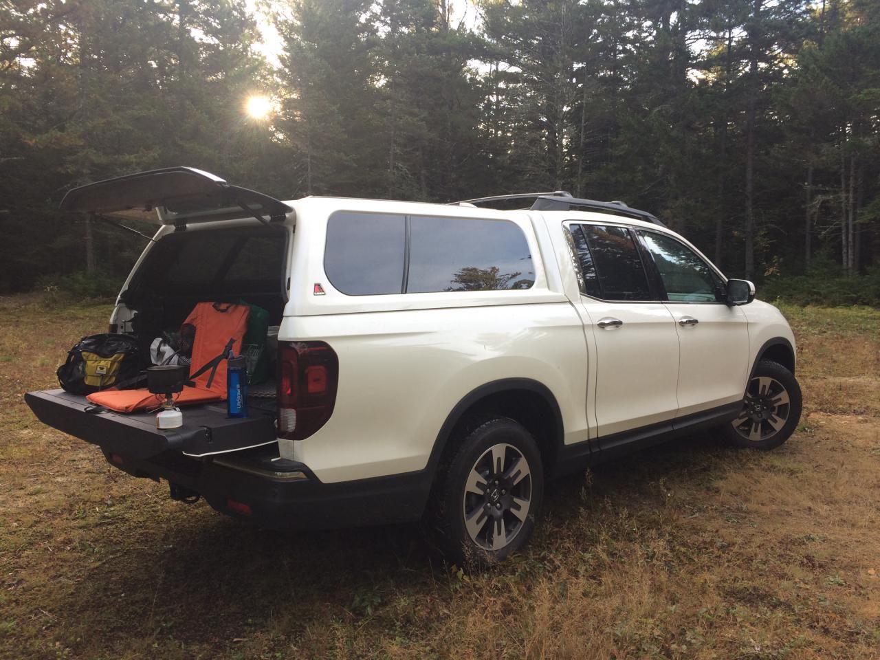 New Leer Camper! Honda Ridgeline Owners Club Forums