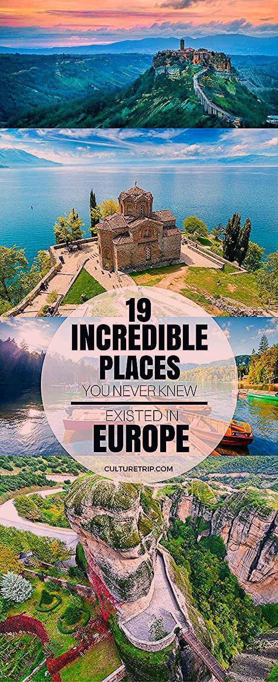 Photo of 19 Incredible Places You Never Knew Existed in Europe