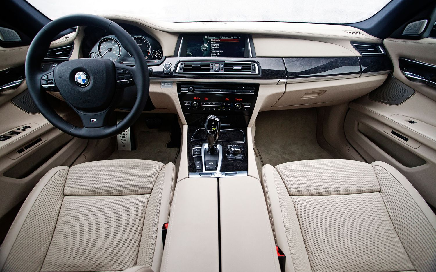 Photo Gallery BMW 7 Series Individual Facelifted Model