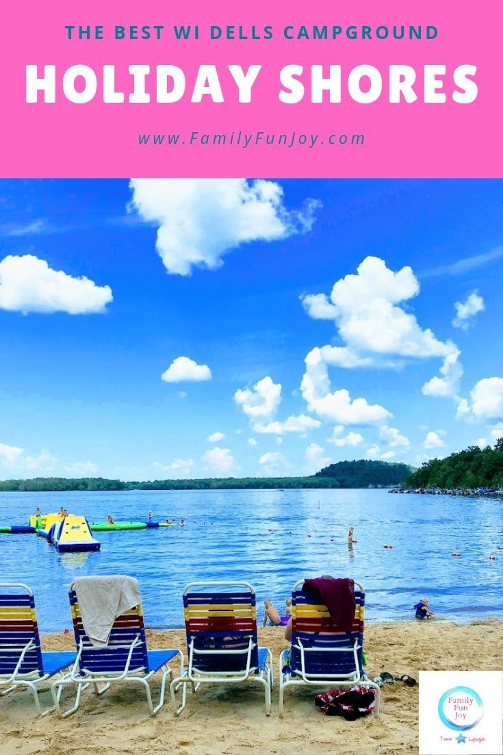 7 reasons to camp at holiday shores campground family