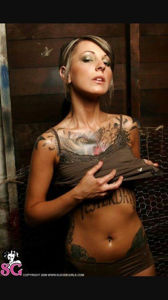 #tattoos#girls#hot