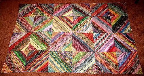 Dicke Decke/Big Afghan pattern by Ulli Stuttgart | Домашний уют ...