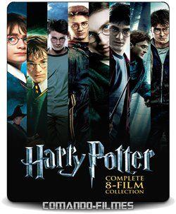 Resultado de imagem para Coleção Harry Potter – Versão Estendida