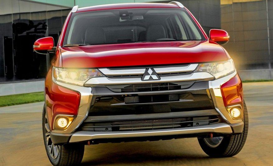 The 2016 Mitsubishi Outlander PHEV