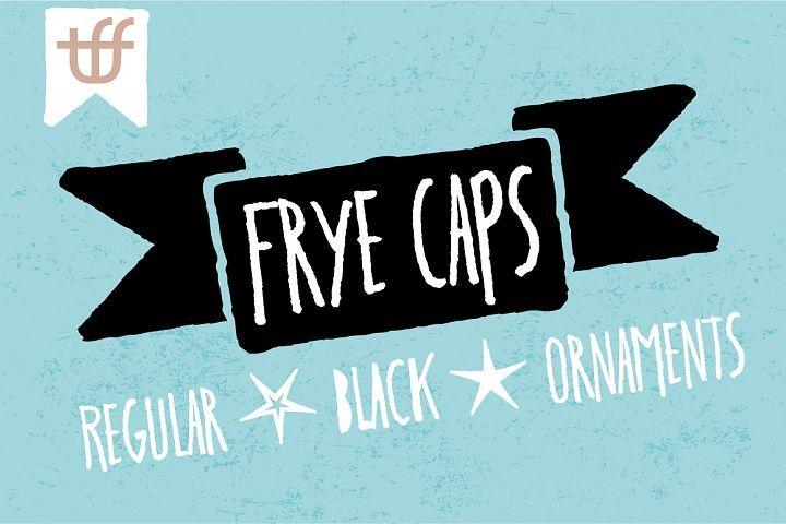 Frye from FontBundles.net