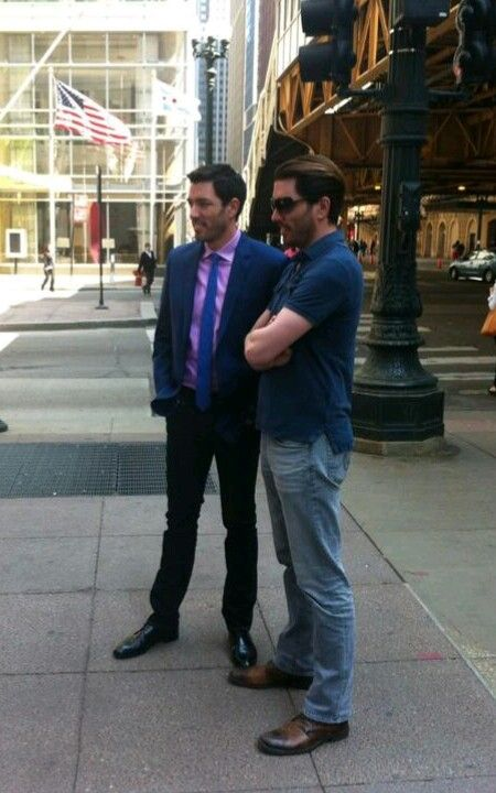 The Property  Brothers In Chicago