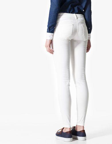 Moncler Pantalones Rectos menta