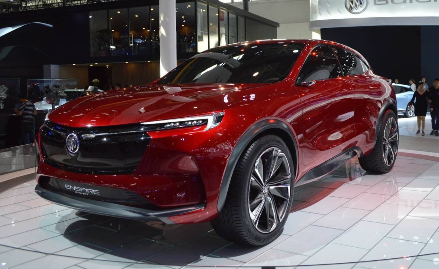 2021 buick enspire release date price interior – in fact