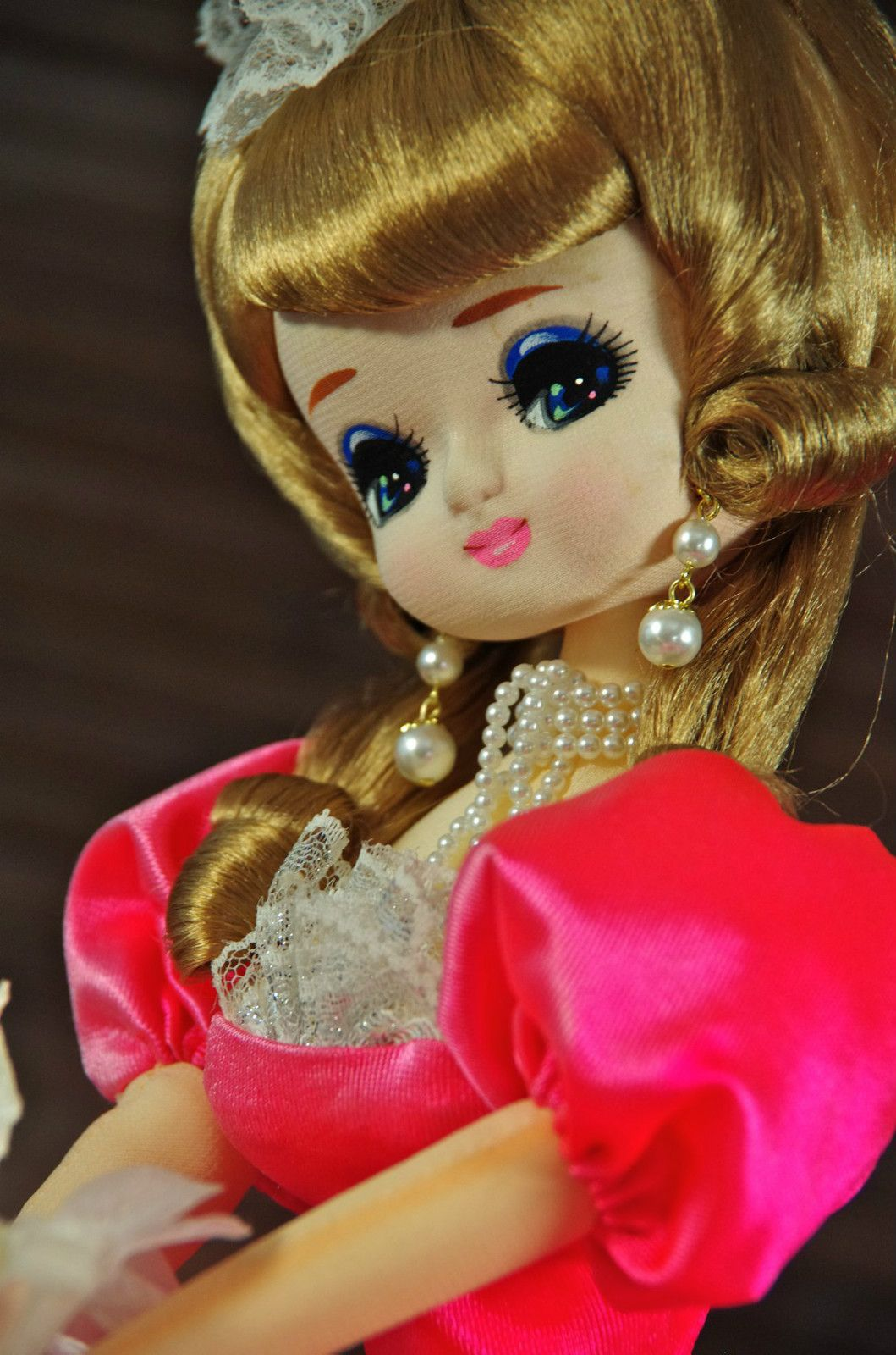 Japanese doll. Dolls for girls 46