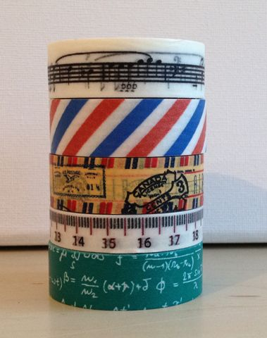 washi tape: back to school set    http://market.marmelada.co.il/products/33629