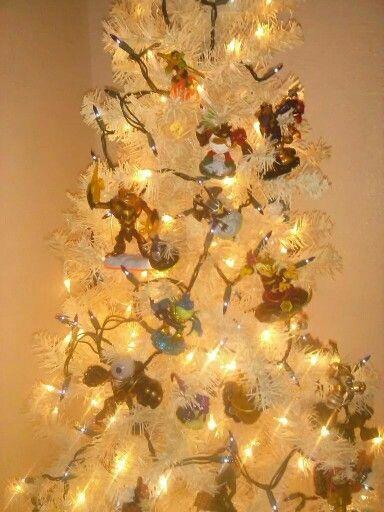 Skylander tree