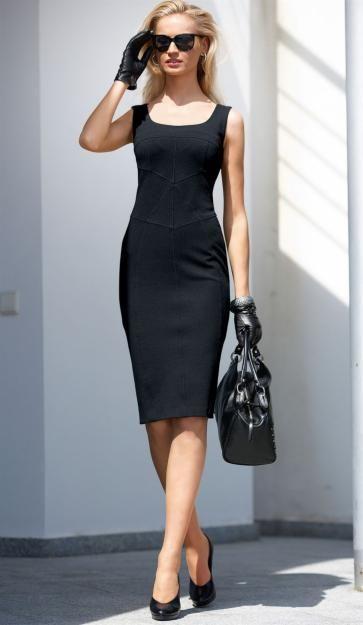 Vestido de oficina 2 | Work outfit | Pinterest | Vestidos de oficina Oficinas y Buscar con google