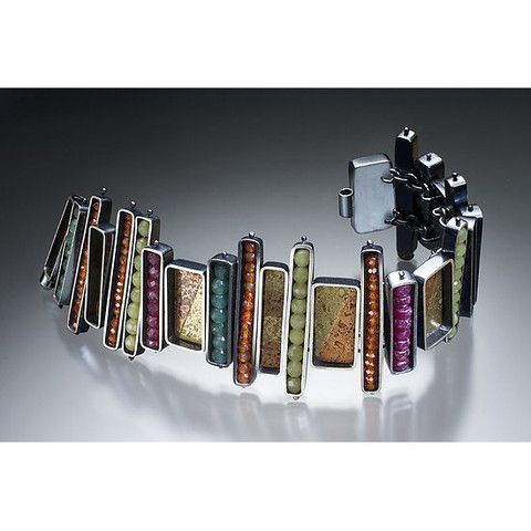 Kinzig Design Jewelry Susan Kinzig Bracelet 420 Artistic Artisan