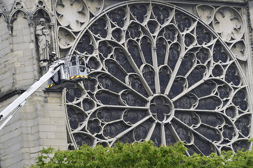 After the fire, the fate of Notre Dame's relics comes into