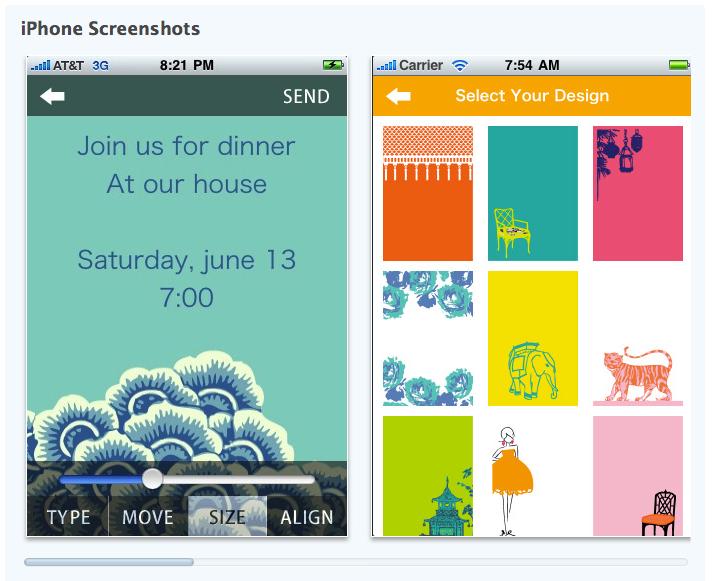 margotmadison an invitation app that is rocking my world