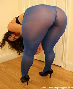 Big Ass In Nylons