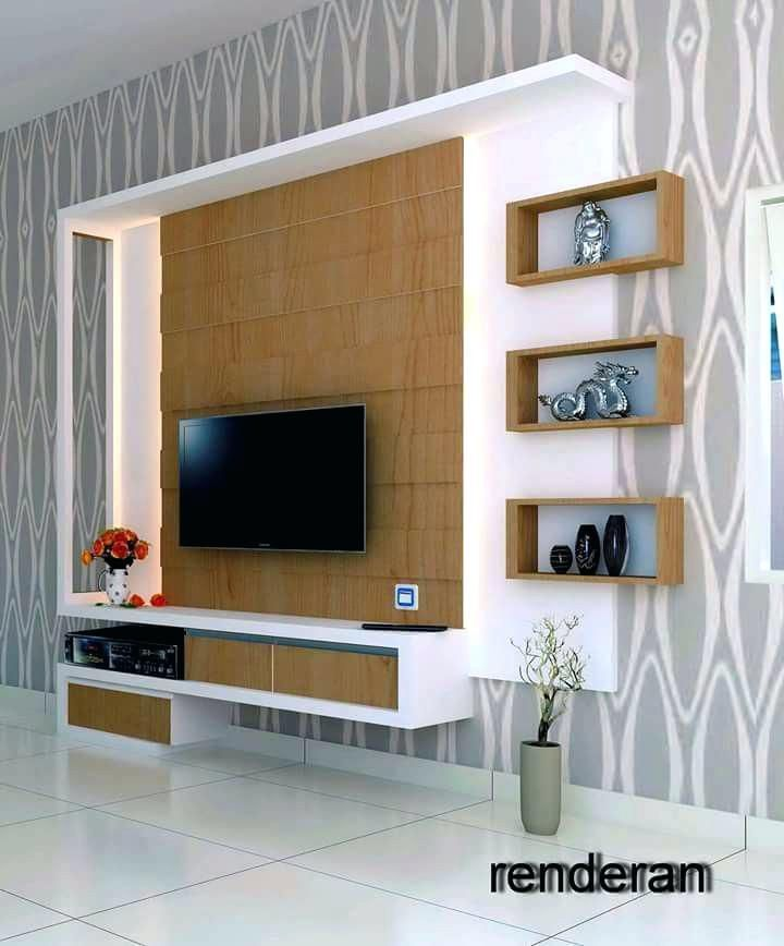 10+ Amazing Small Wall Units For Living Room