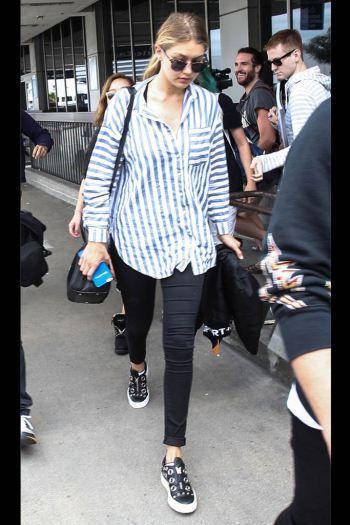 Celebrity Sneaker Style: Summer 2015