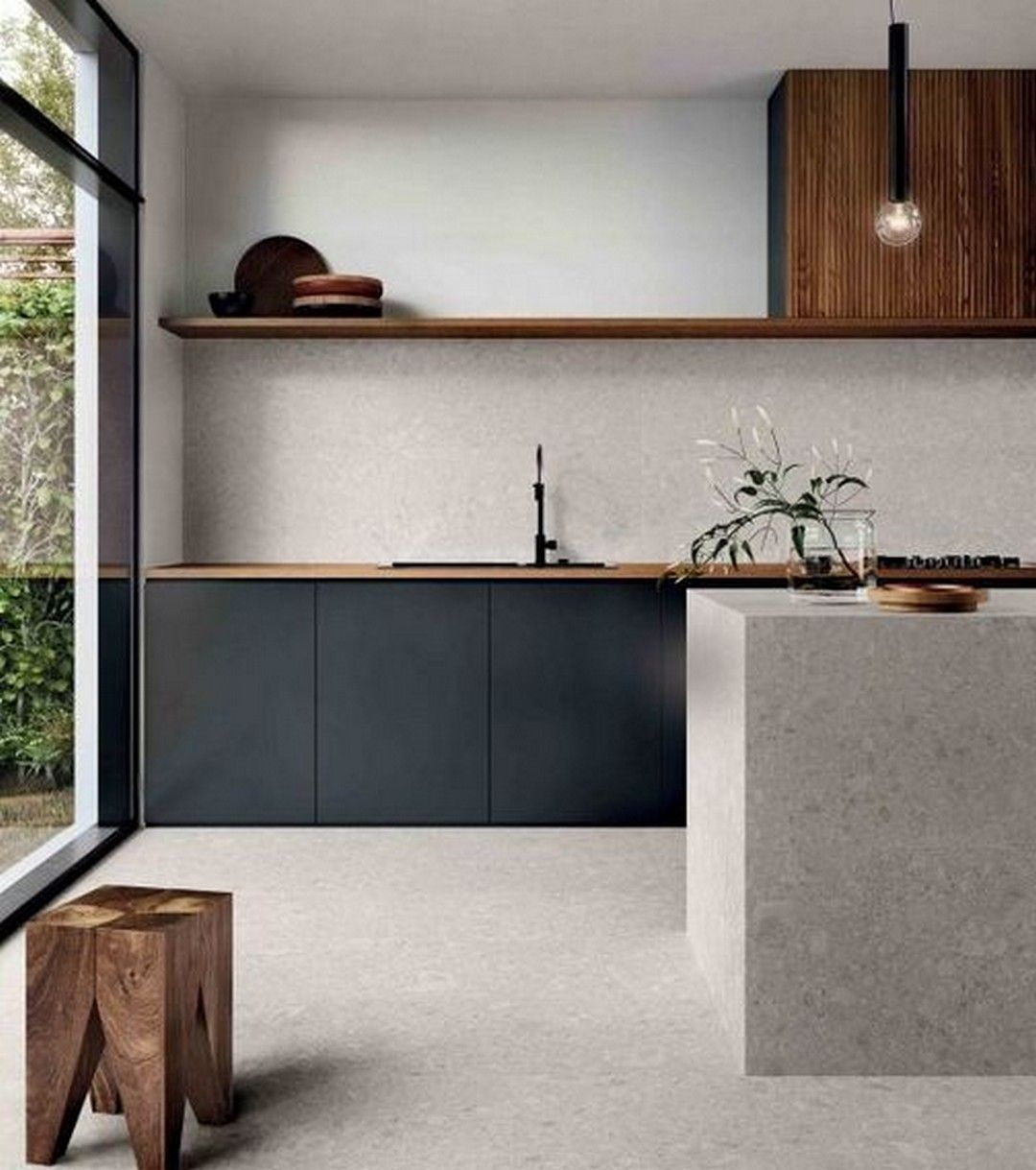 Minimal Interior Design Inspiration   Minimal kitchen design ...