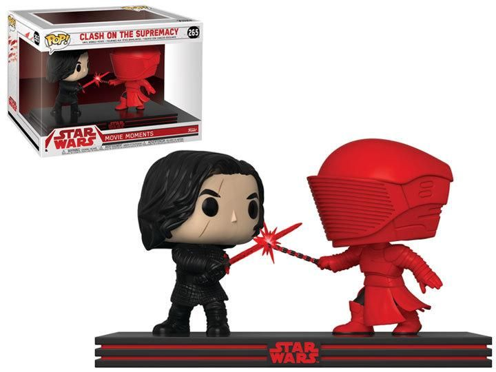 Funko Pop Star Wars Kylo Ren Vs Praetorian Guard 265 Star Wars Kylo Ren Funko Pop Star Wars Star Wars