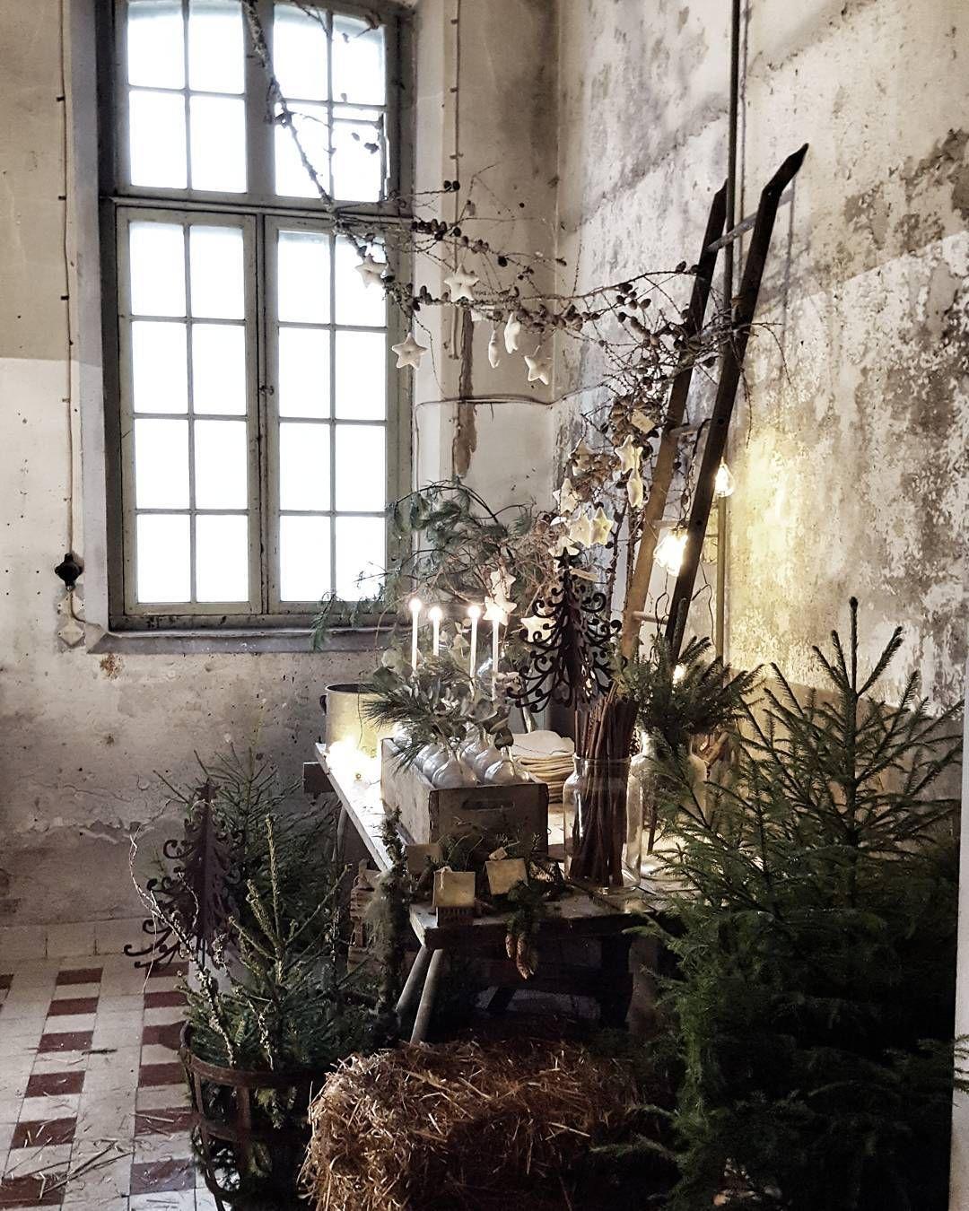 pin von hedvig laszlo auf shabby weihnachten pinterest weihnachten gartenshop und rustikale. Black Bedroom Furniture Sets. Home Design Ideas