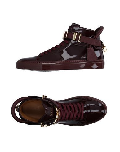 buscemi high top sneakers