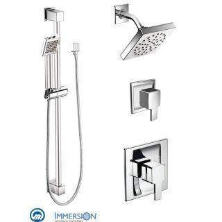Moen 825 With Images Shower Systems Moen Shower System Moen