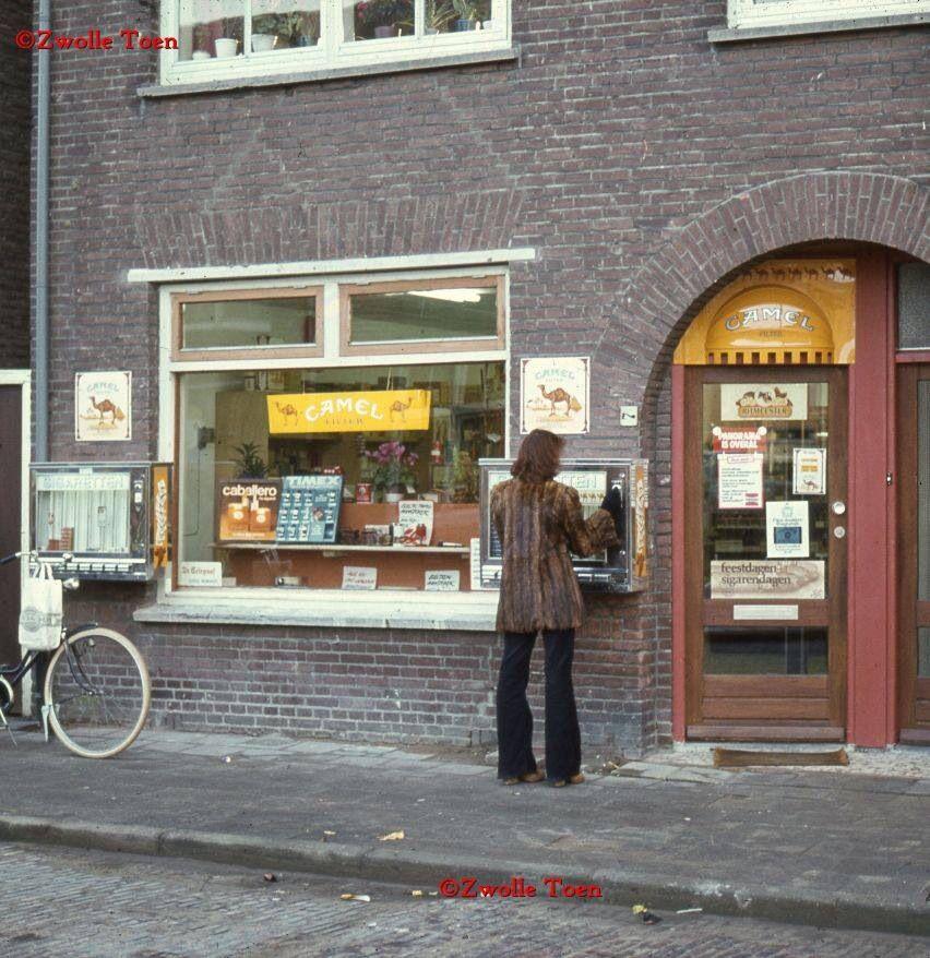 Zwolle Rembrandtlaan jaren 70