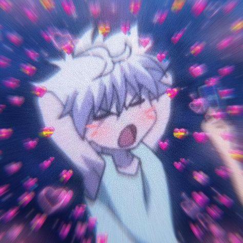 Nat On Instagram Matching Pfps Img Src Https I Pinimg Com Originals D8 Ed 6b D8ed6b2f611e56c284989cae5c425aee J Hunter Anime Cute Anime Wallpaper Anime