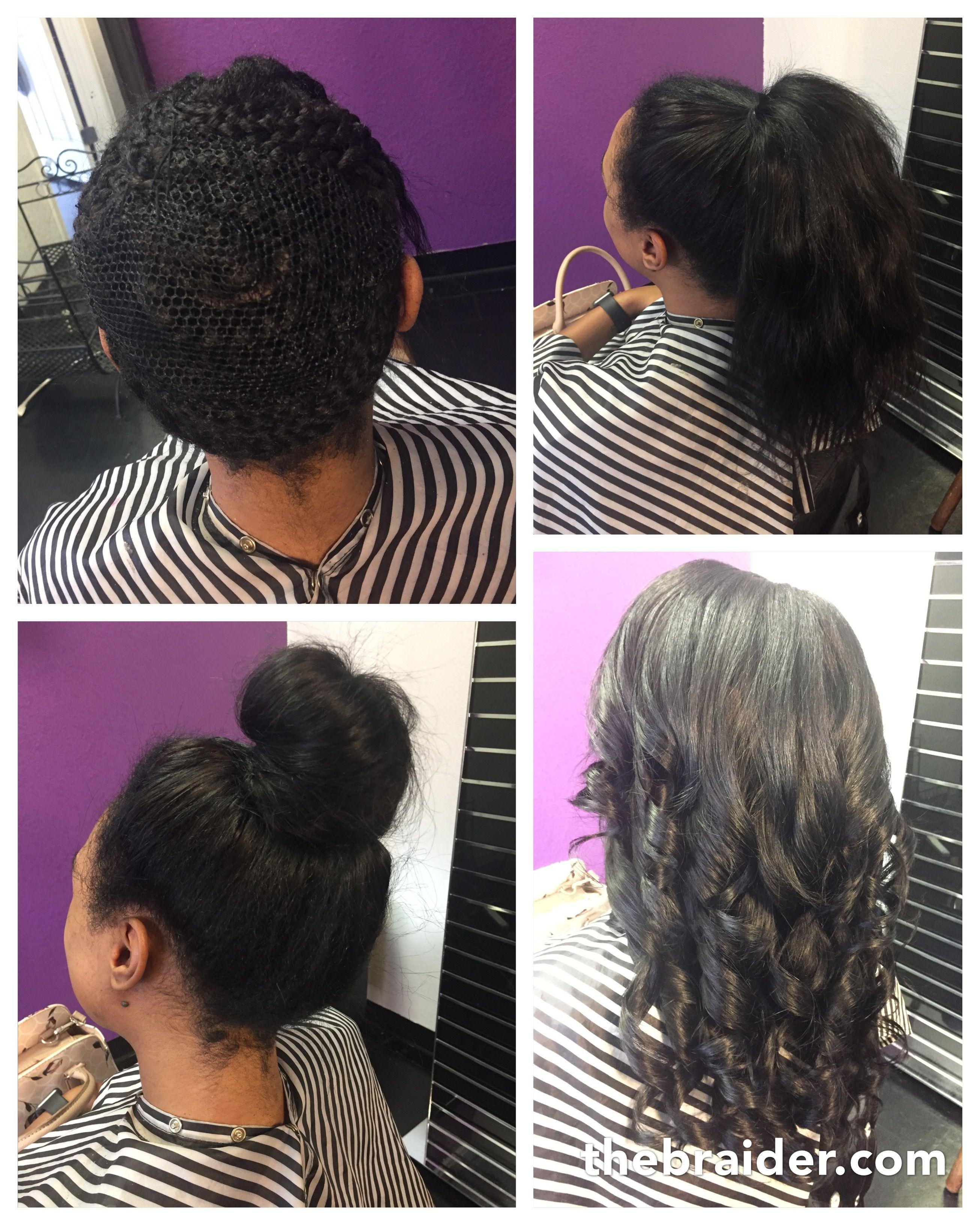 Vixen Sew In Houston : vixen, houston, Weave, Hairstyles,, Styles