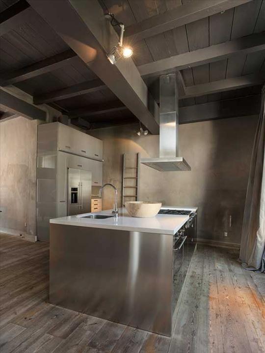 Parquet en #cocinas #Decor #InteriorDesign #Home #Mataro #Barcelona ...