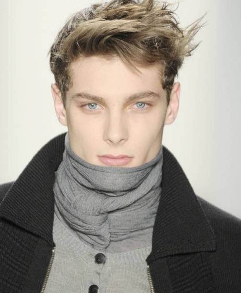 Awesome Pretty Men Short Wavy Hairstyles And Short Wavy On Pinterest Short Hairstyles For Black Women Fulllsitofus
