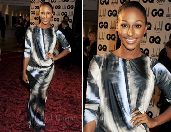 Alexandra Burke - The Style Icon