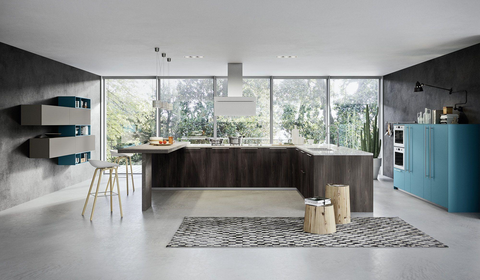 scopri il programma one_k attraverso la cucina one_k_handle_1 http ... - Siloma Cucine