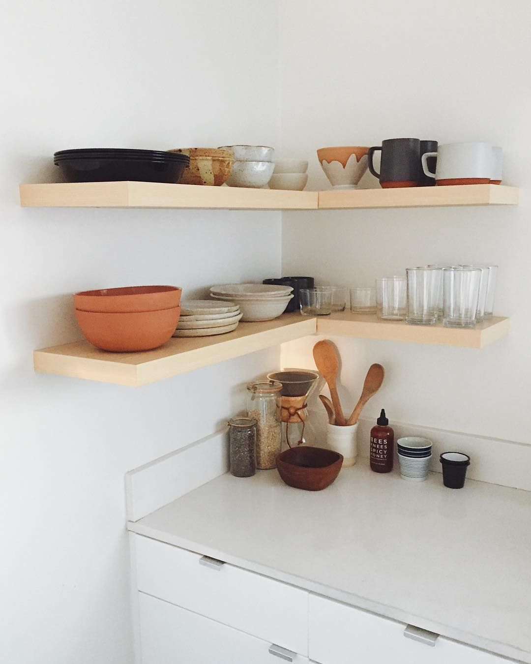Ridiculous Ideas Can Change Your Life Grey Floating Shelves